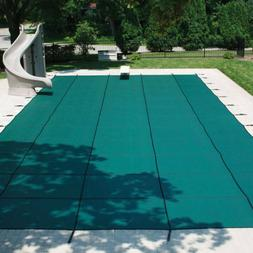 BlocMesh™ 99 Pool Cover Includes Installation Hardware