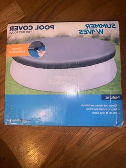 NEW Summer Waves Pool Cover For 10ft Pool - Free Shipping