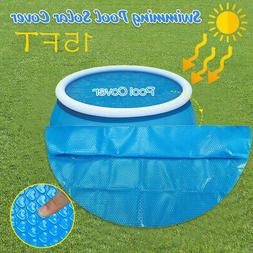Round Pool Cover Protector Intex 8 10 12 15 ft Foot Above Gr